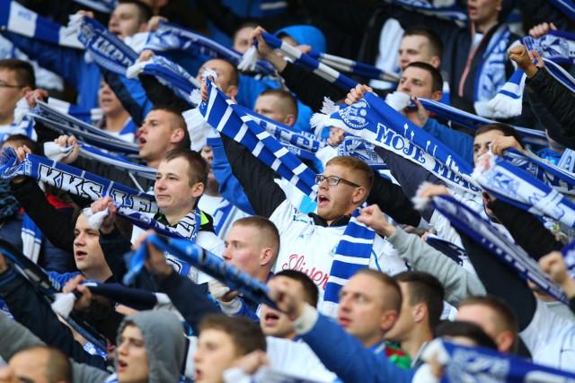Mecz Lech Poznań - Piast Gliwice zostanie rozegrany 1 września.