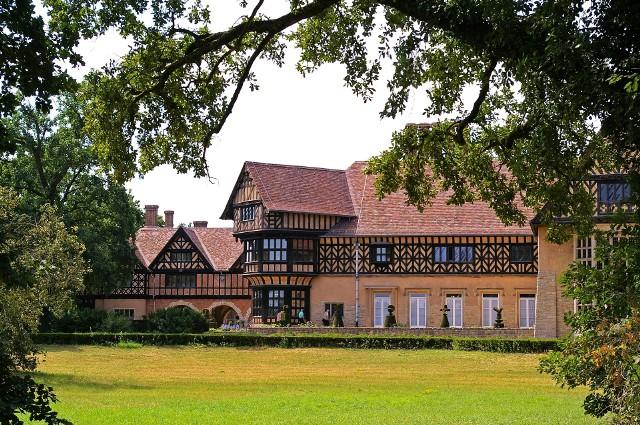 Pałac Cecilienhof w Poczdamie