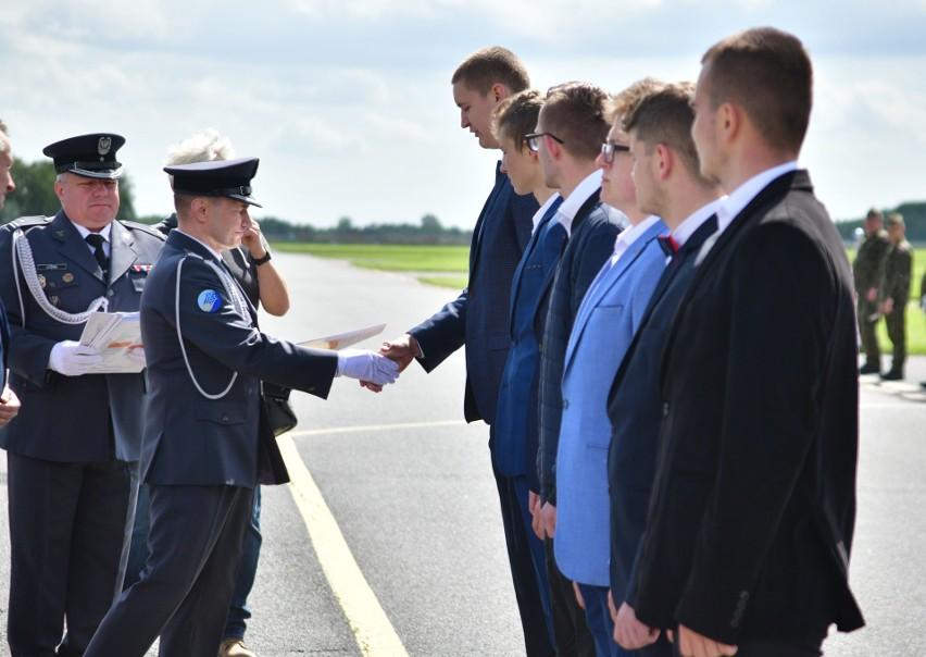 W 42 Bazie Lotnictwa szkolnego na radomskim Sadkowie odbyła...