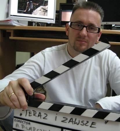 Mariusz Konopka już planuje kolejny film. Tym razem chce go kręcić w Słubicach.