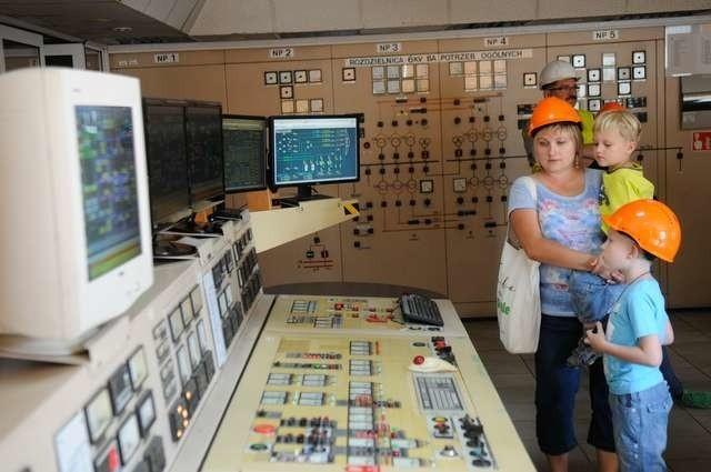 Ciepło do naszych domów dostarcza m.in. spółka EDF Toruń