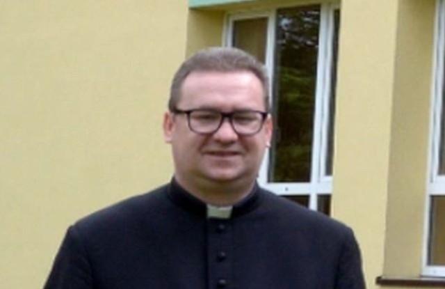 Na Słodką Niedzielę zaprasza ksiądz Tomasz Pastuszka.