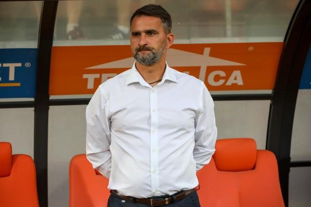 Tomasz Kafarski ostatnio prowadził głównie drużyny 1 Ligi
