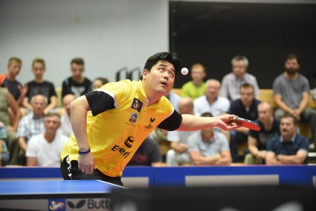Cazuo Matsumoto wyrósł na prawdziwego lidera toruńskiej drużyny. We wtorek czeka go trudny egzamin