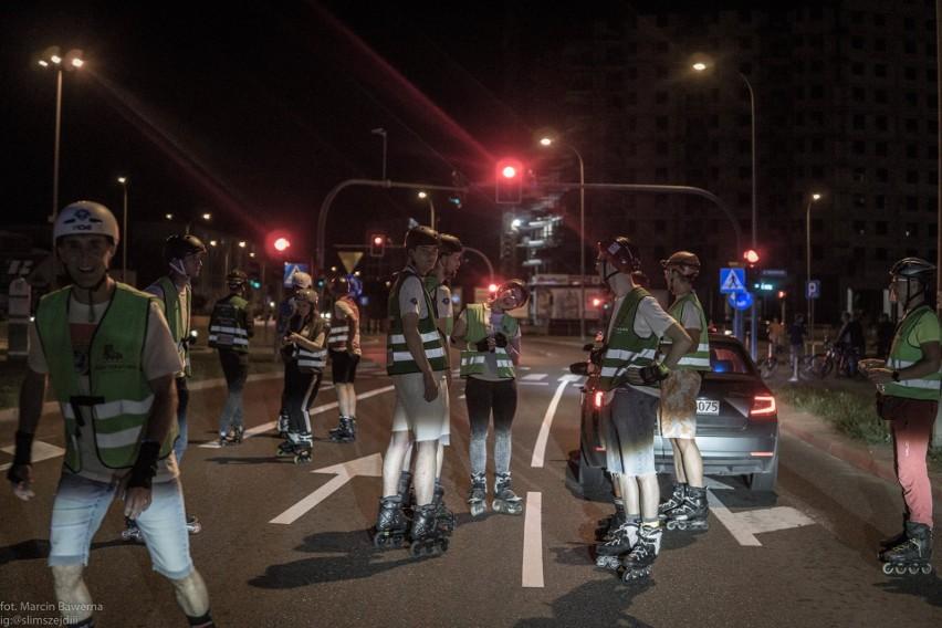 5. Nightskating Białystok 2019 odbył się w nocy 27 lipca....