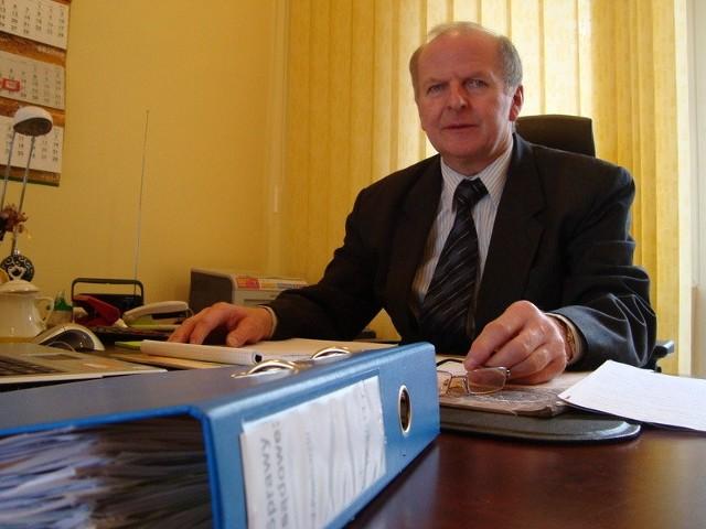 Prezes Metalowca Antoni Kaczmarek: - Na inwestycje i remonty wydamy 1,5 mln zł.