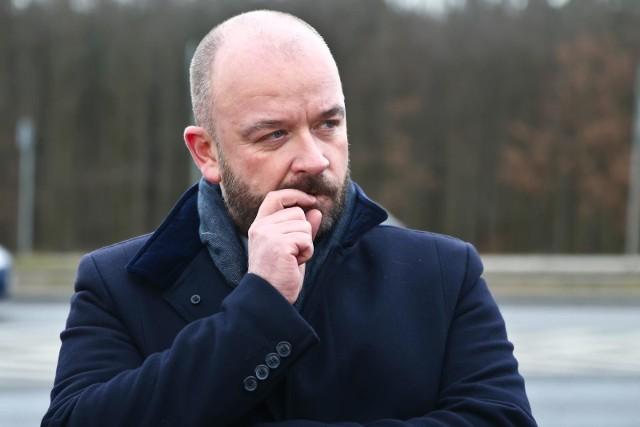 Nieudana próba wygaszenia mandatu Macieja Zielińskiego, to pierwsza tak bolesna, polityczna porażka Jacka Sutryka w radzie miasta.