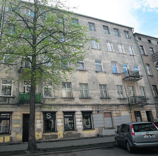 Nowe lokum znajduje się w tej kamienicy przy ul. Abramowskiego 19.