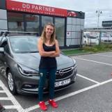 Sądecka kajakarka, olimpijka Klaudia Zwolińska pokazała samochód [Zdjęcia]