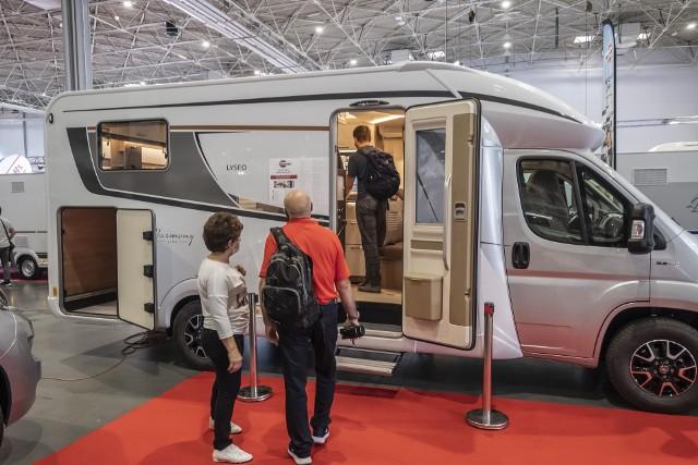 Caravans Salon Poland 2021 w Poznaniu: 24-26 września targi kamperów na MTP.