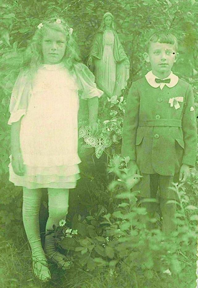 Wanda z Tadeuszem Pogorzelskim