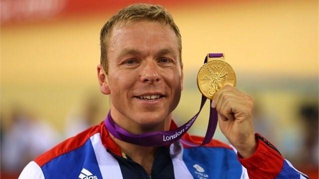 Chris Hoy ma na koncie sześć tytułów mistrza olimpijskiego.