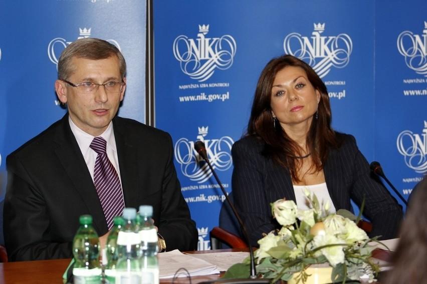 Prezes Najwyższej Izby Kontroli Krzystof Kwiatkowski w piątek  mianował na dyrektora wrocławskiej delegatury Barbarę Sytę