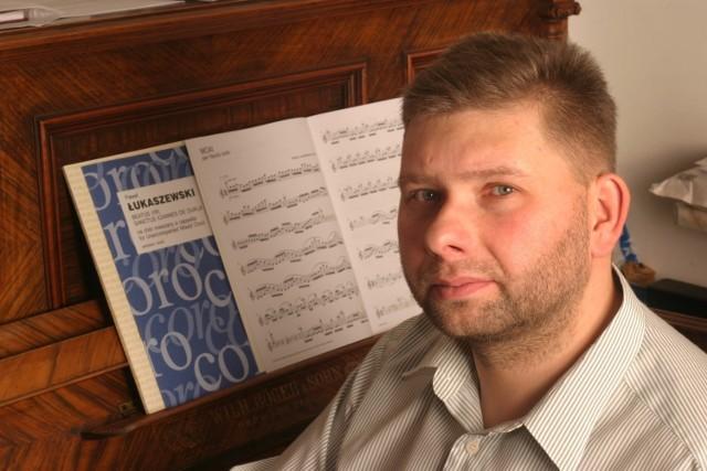 Przewodniczącym jury konkursu Opus 966 będzie Paweł Łukaszewski