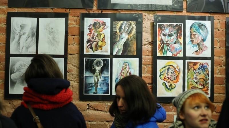 Tatuaże Przy Piotrkowskiej 87 Zdjęcia Express Ilustrowany