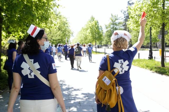 Strajk pielęgniarek. 7 czerwca wyjdą przed szpitale w całym kraju