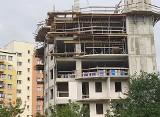 Na Plantach w Radomiu powstają dwa bloki. Zobacz zdjęcia!