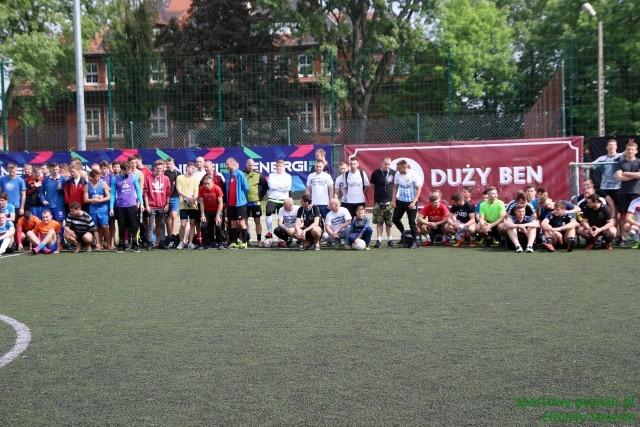 Już rok temu turniej charytatywny na boisku SP 33 w Poznaniu cieszył się dużym zainteresowaniem wśród drużyn amatorskich