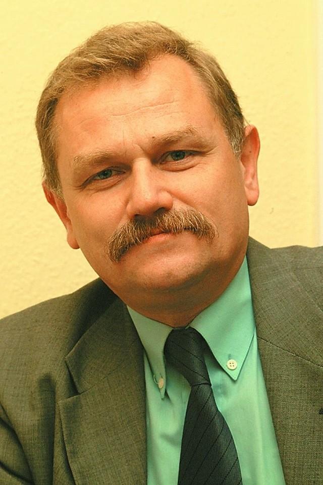 Jacek Deptuła, autor komentarza.