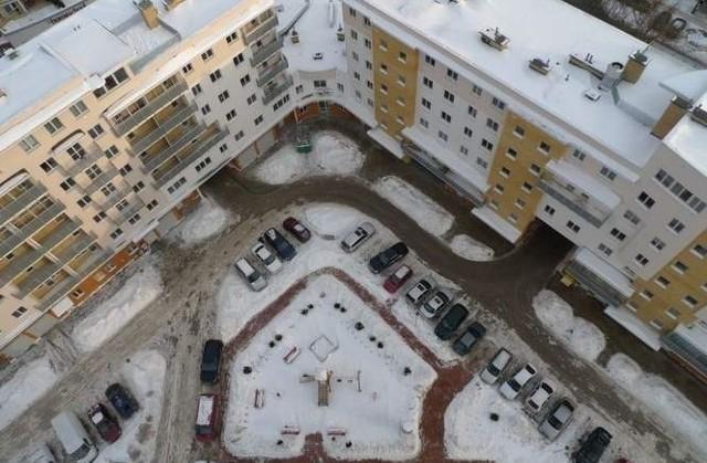 Białystok widziany z oknaBiałystok widziany z okna mieszkania położonego najwyżej w mieście