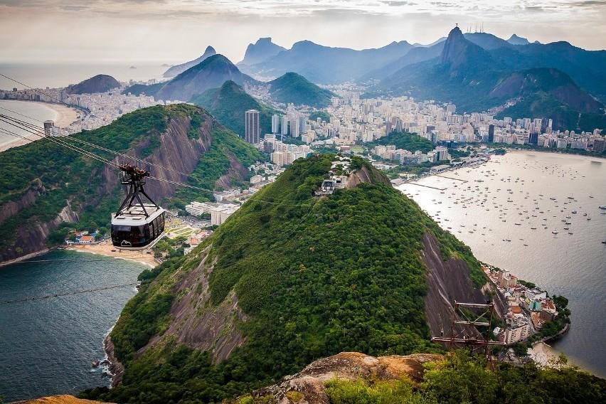 Brazylia...