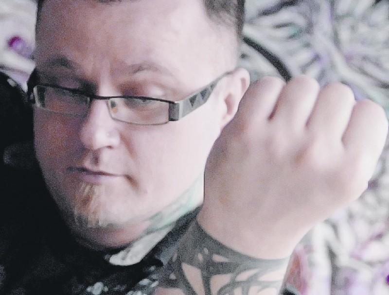Chciał Mieć Tatuaż Teraz Walczy O Odszkodowanie Gazeta