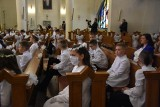Pierwsza Komunia św. w Myszkowie w parafii pw. Narodzenia Najświętszej Maryi Panny