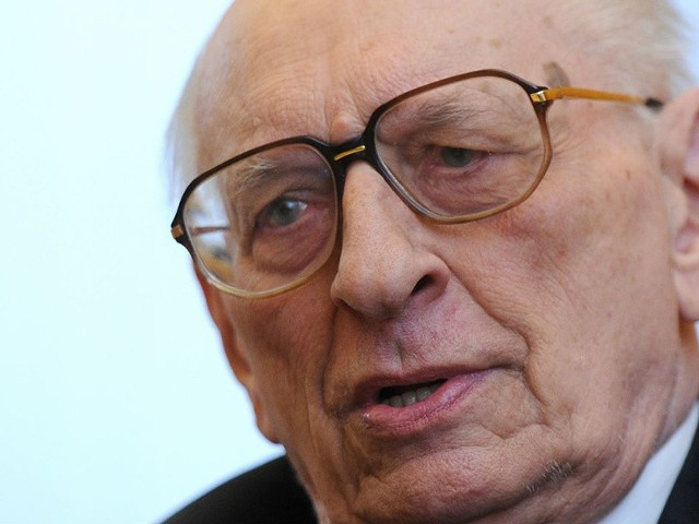 Zmarł Władysław Bartoszewski. Miał 93 lata