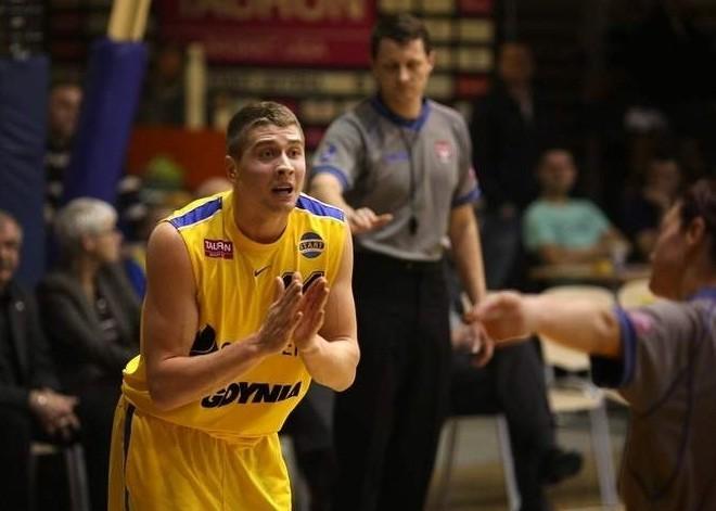 Michał Jankowski w ostatnim sezonie występował w Starcie Gdynia.