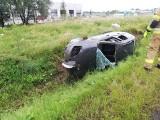 Wypadek na A4 pod Wrocławiem. Były spore utrudnienia (ZDJĘCIA)