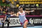 WTA Miami. Magda Linette walczyła, ale nie dała rady. Polka przegrała w drugiej rundzie z Brytyjką Johanną Kontą