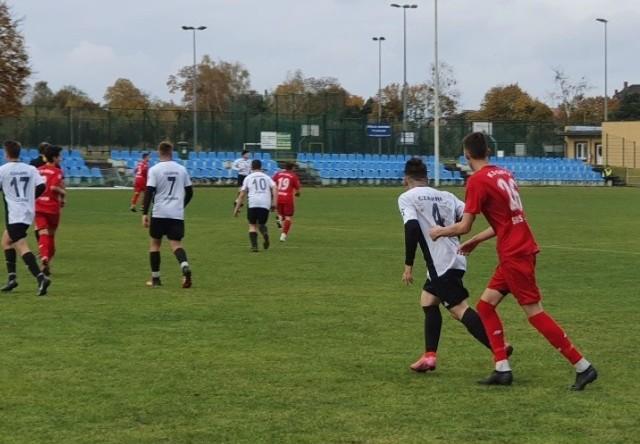 KS Gryf Słupsk przegrał 0:3 w Czarnem