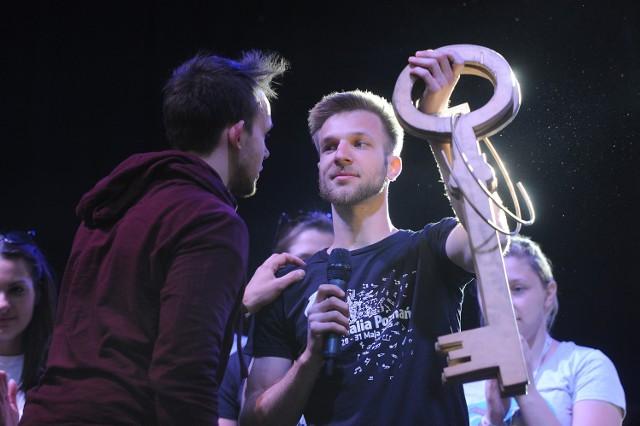 Juwenalia 2015 w Poznaniu rozpoczęte. Studenci przejęli klucze do miasta