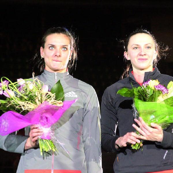 Jelena Isinbajewa i  Monika Pyrek przyjadą jutro do Bydgoszczy