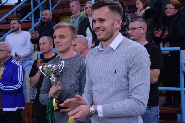 Turniej Piłkarski o Puchar Prezesa OKS-u Olesno piłkarzy z rocznika 2012