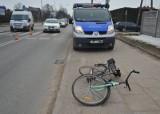 Codziennie ranni rowerzyści! Niebezpieczne dwa kółka...