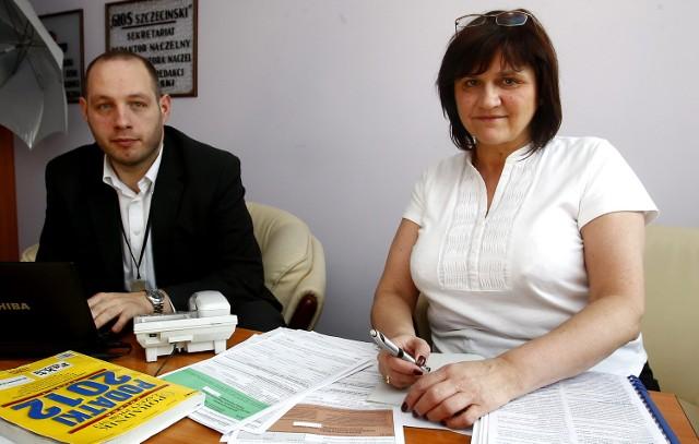Szczecin: Wypełniamy PIT-y za 2012 r.