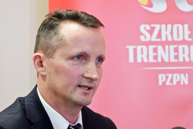 Sławomir Kopczewski zapowiada, że podlaskie kluby mogą liczyć na pomoc Podlaskiego ZPN