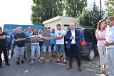 Przeprowadzki nie będzie. Przedsiębiorcy z giełdy w Grudziądzu porozumieli się z władzami miasta. Co z budową strażnicy?