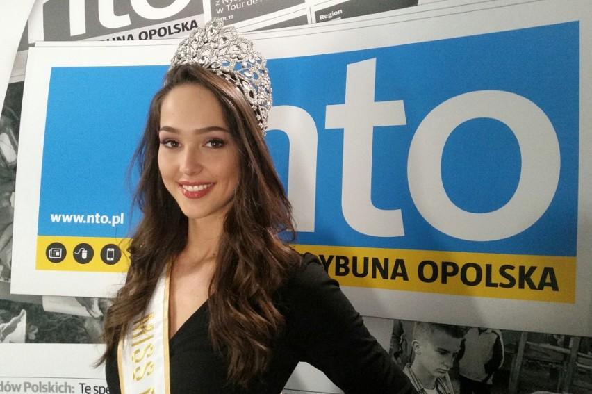 Miss Polski 2017. Kamila Świerc.