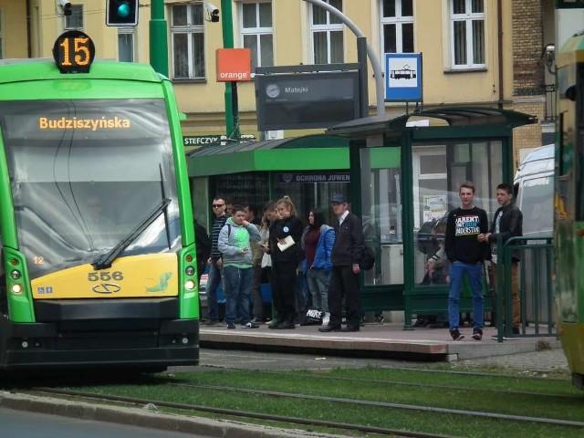 Grunwaldzka: Awaria tramwaju/zdjęcie ilustracyjne