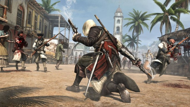 Assassin's Creed IV: Black FlagGra Assassin's Creed IV: Black Flag na PC ukaże się w polskiej, kinowej wersji językowej.