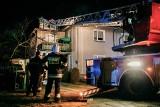 Mężczyzna zmarł na dachu w Starych Siołkowicach. Nietypowa interwencja strażaków