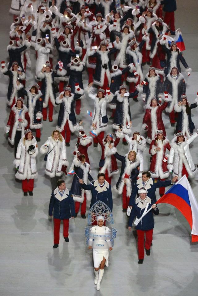 Rosyjskich sportowców nie zabraknie na ceremonii otwarcia igrzysk w Pjongczangu. Ale zamiast swojej flagi będą nieść olimpijską.