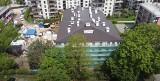 Kraków. Postępuje budowa bloku komunalnego przy ulicy Fredry. Przybędzie 46 nowych mieszkań [ZDJĘCIA]