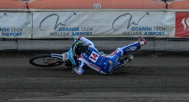 Wybrzeże Gdańsk przegrało pierwszy mecz przed własną publicznością