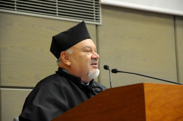 Prof. Ryszard Tadeusiewicz otrzymał tytuł Doktora Honoris Causa Uniwersytetu Rolniczego w Krakowie.