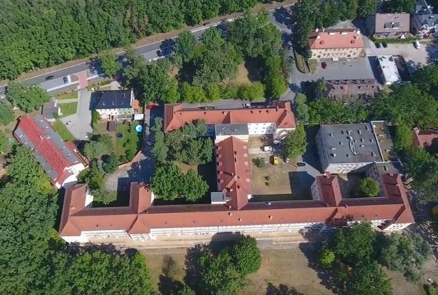 Szpital w Kostrzynie nad Odrą uruchamia rehabilitację dla pacjentów, którzy odczuwają powikłania po COVID-19.