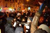 Strajk Kobiet przeszedł ulicami Lublina. Policja chciała go zatrzymać
