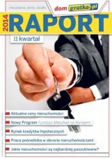 Raport z rynku nieruchomości – II kwartał 2014 r.